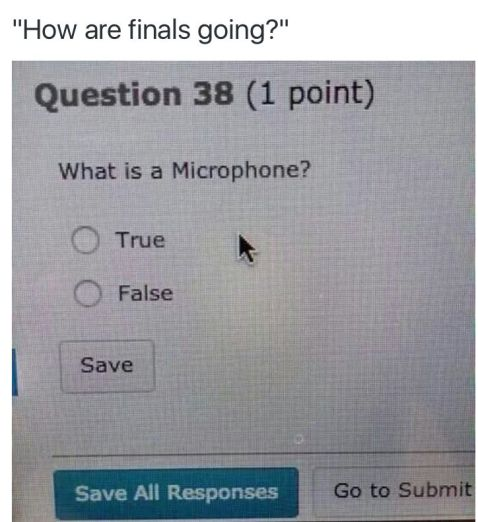 15 Hilarious Tweets That Perfectly Sum Up Finals Week