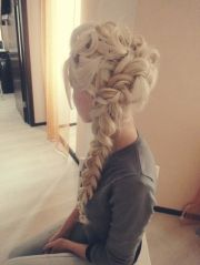 frozen elsa hair style hairstyle