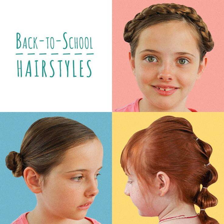 Create The Perfect First Day Of School Hair In Under 5