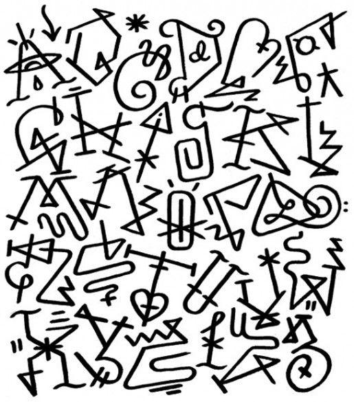 1000+ ideas about Graffiti Alphabet on Pinterest