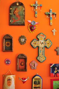Variety of Mexican Folkloric Wall Dcor | Products as Seen ...