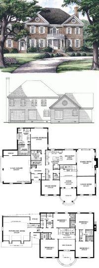 Best 25+ 3 bedroom house ideas on Pinterest | House floor ...