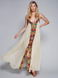 Nikita Dress | Free-flowing maxi dress with beautiful ...