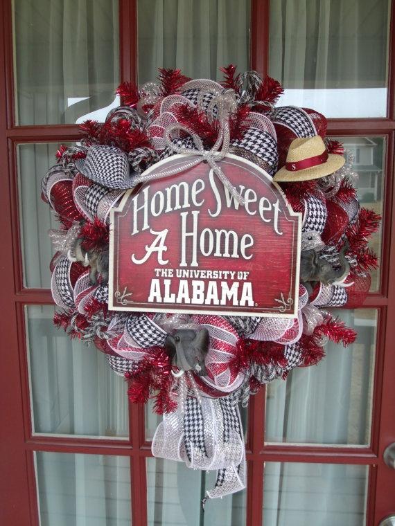 Alabama Football Home Decor Home Decor