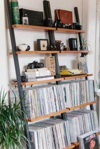 25+ best ideas about Record Storage on Pinterest   Vinyl ...