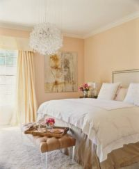 Pastel peach wall color!! | For the Home | Pinterest