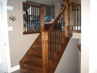 17 Best images about Stairs in Residential Homes on ...