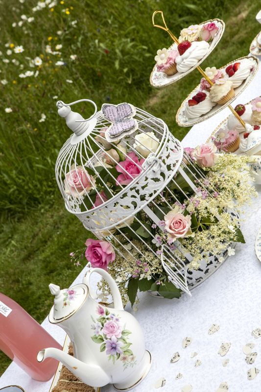 25 Best Ideas About Vintage Garden Parties On Pinterest Tea