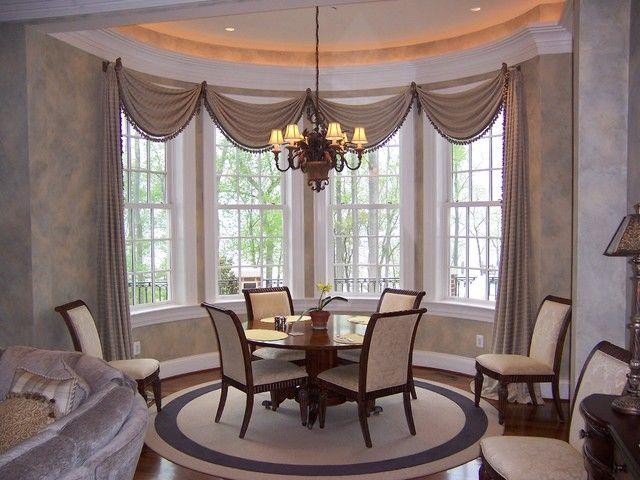 25 Best Ideas About Bay Window Treatments On Pinterest Bay