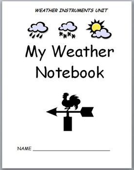 17 Best images about 5th Grade Weather on Pinterest