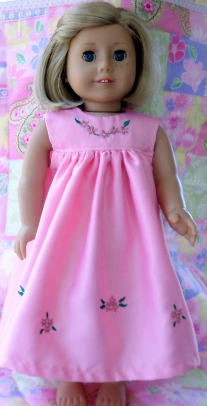 1000 images about American Girl Doll Pajamas on Pinterest