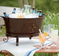 17 Best images about Beverage Tubs on Pinterest | Baroque ...