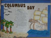 Columbus Day bulletin board. | decoration | Pinterest ...
