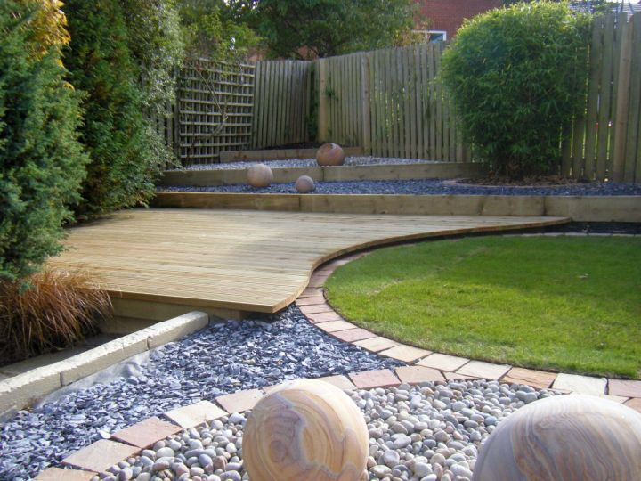 30 Best Images About Landscaping Ideas On Pinterest Rock Pathway