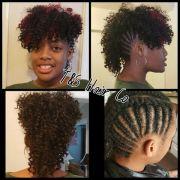 crochet braids mohawk style t&