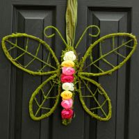 1000+ ideas about Outdoor Wreaths on Pinterest | Wreaths ...