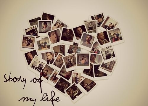 They are the Stories Of My Life