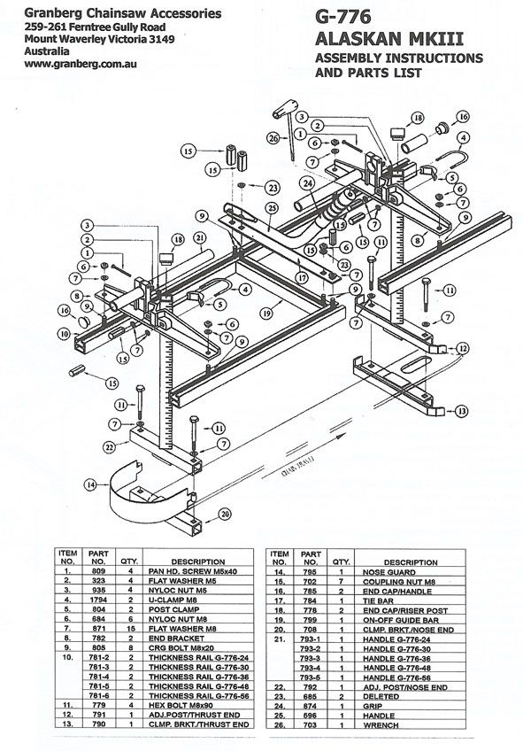 17 Best ideas about Portable Saw Mill on Pinterest