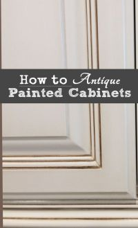 25+ best ideas about Antique painted furniture on ...