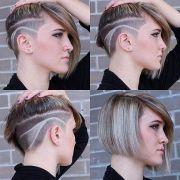 ideas hair tattoo