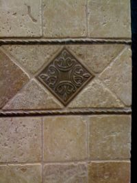 25+ best ideas about Travertine tile on Pinterest | Brown ...