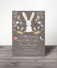 Top 25+ best Bunny baby showers ideas on Pinterest | Baby ...