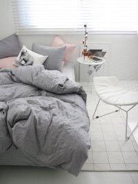 Best 25+ Gray bedding ideas on Pinterest | Gray bed ...