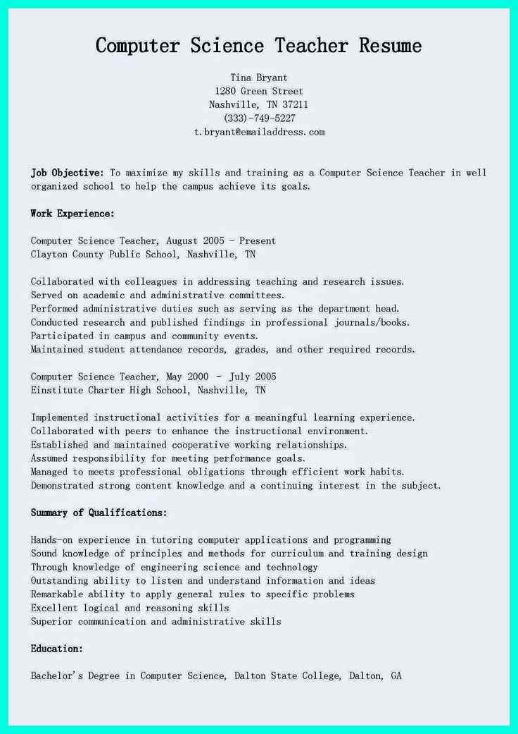 Computer Trainee Cover Letter - Cover Letter Resume Ideas ...
