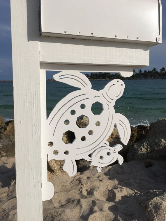 Sea Turtle with Baby Large Decorative Corner by SimplyBurtons  Coastal Decorating  Pinterest