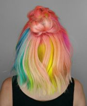 ideas multicolored