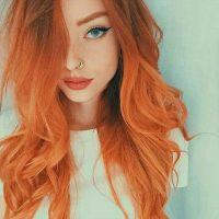 Best 25+ Orange highlights ideas on Pinterest | Ginger ...