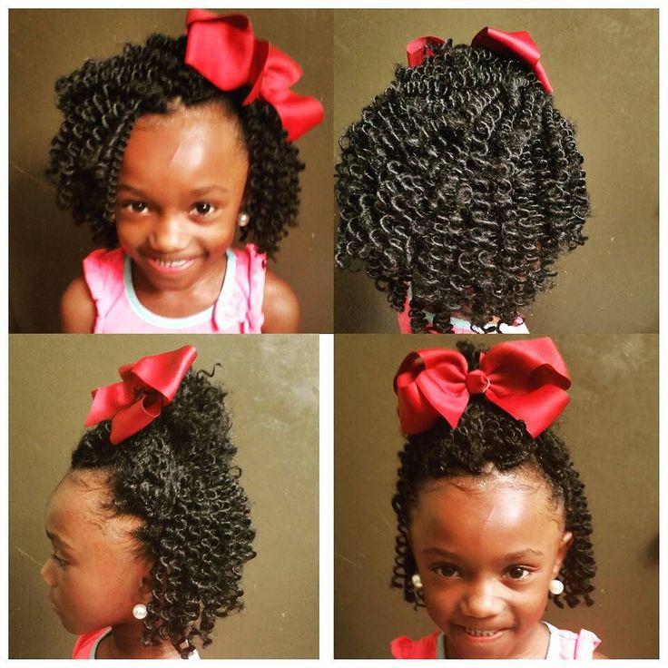 Kids crochet install curls stylist babydoll fashion kidstyles art braids BatonRougehair