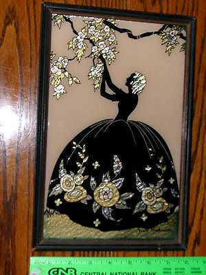 94 best images about GLASS SILHOUETTES on Pinterest