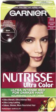 pin garnier nutrisse hair color