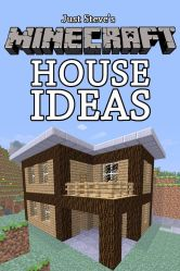 minecraft houses blueprints guide easy cool simple collection steve build buildings modern amazon building designs plans books stuff really craft