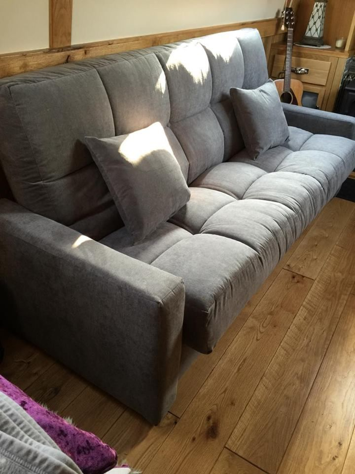 pewter sofa bed stressless sofas uk 1000+ images about narrowboat beds on pinterest ...