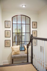 25+ best ideas about Stair landing decor on Pinterest