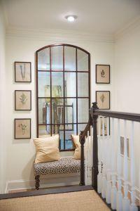 25+ best ideas about Stair landing decor on Pinterest ...