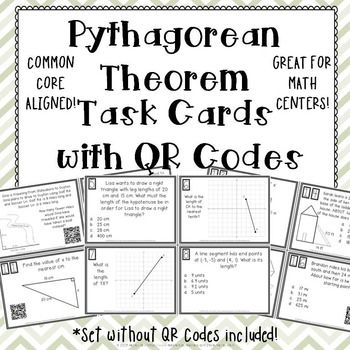 25+ best ideas about Pythagorean theorem problems on