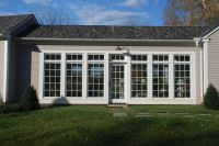 Breezeway of all windows | For the Home | Pinterest ...