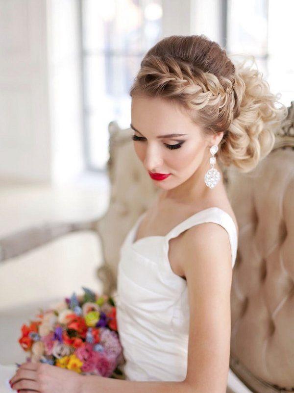 25 Best Ideas About Braided Headband Hairstyles On Pinterest