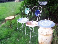58 best images about Shabby Chic Garden Decor on Pinterest