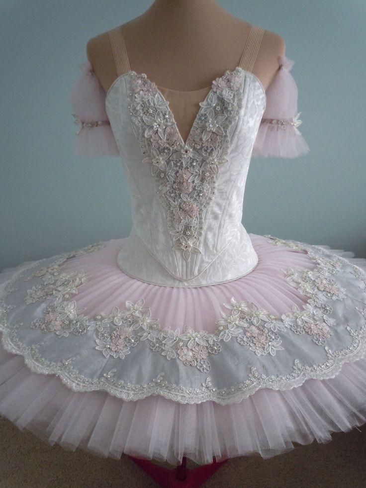 Aurora Wedding Tutu DQ DESIGNS Tutus And More Tutus