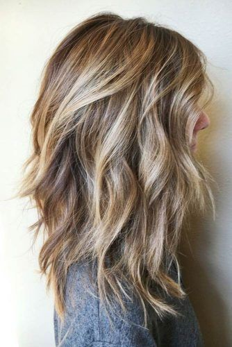 25 Best Ideas About Women Haircuts Long On Pinterest Haircuts