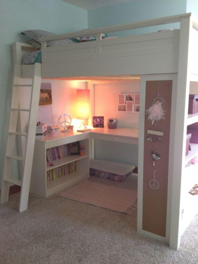 Loft Bed Great E Saver I Wonder If My Kids Would Like