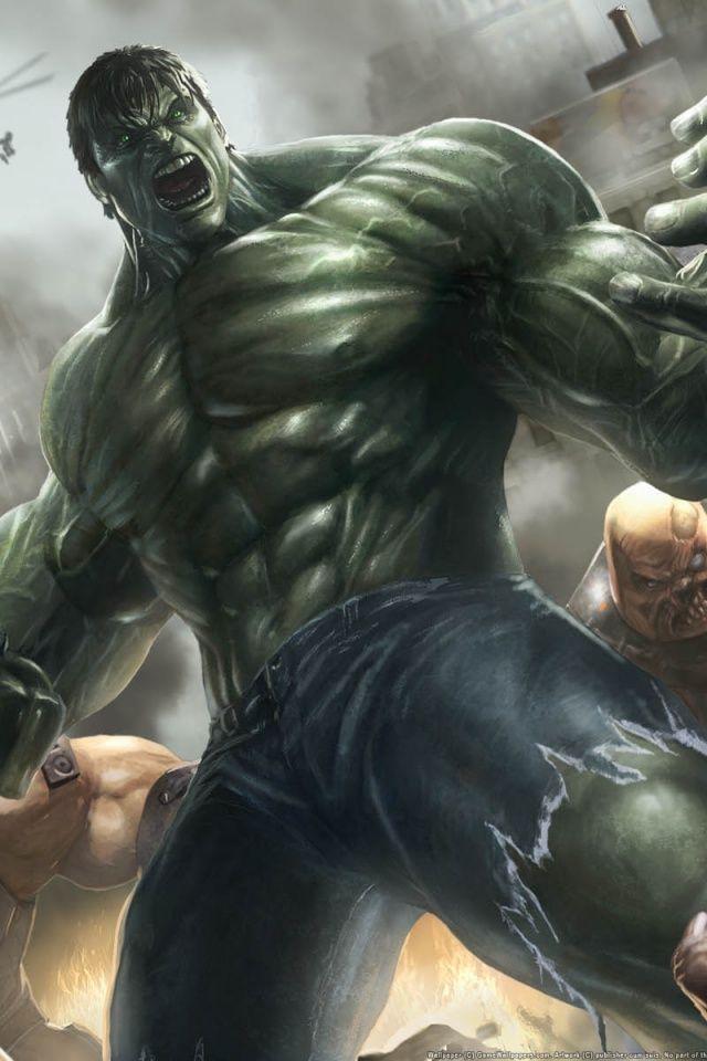 Incredible Hulk Wallpaper Wallpapers Incredible Hulk