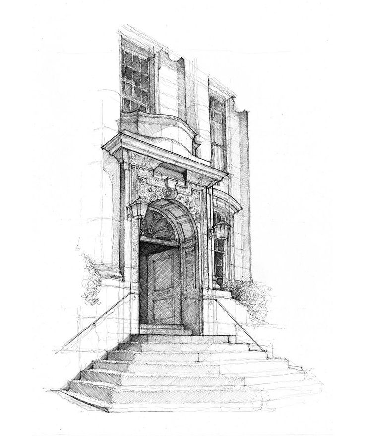 2368 best images about Architectural Drawings on Pinterest
