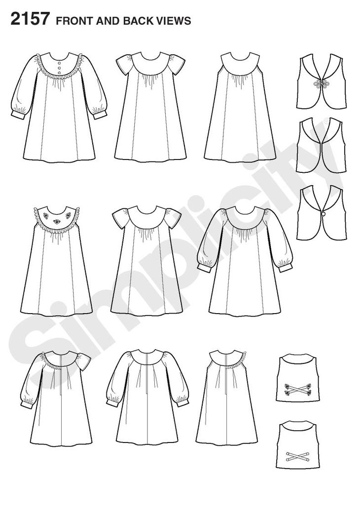 23 best images about Favorite Simplicity Patterns for