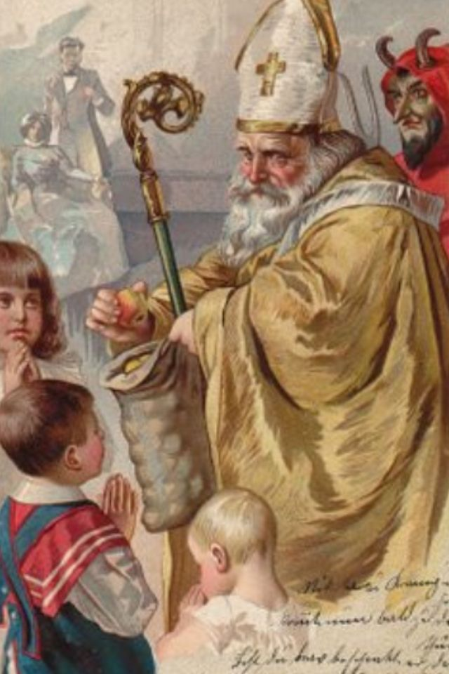 27 Best Images About Vintage St Nicholas On Pinterest