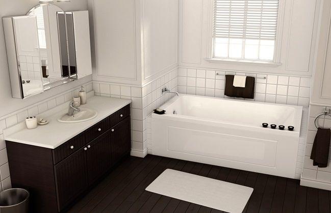 POSE TUB BY MAAX 24 DEEP Homeway Homes Shower Amp Tub